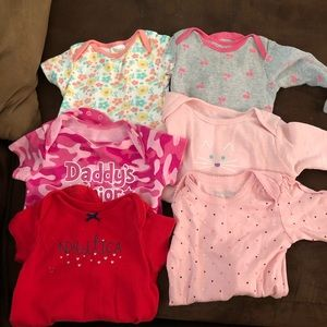 In good condition bodysuits